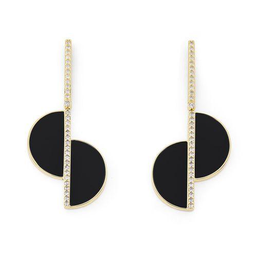 par-de-brincos-de-ouro-amarelo-18k-com-quartzo-negro-e-diamantes-colecao-roberto-burle-marx-B2QB209660