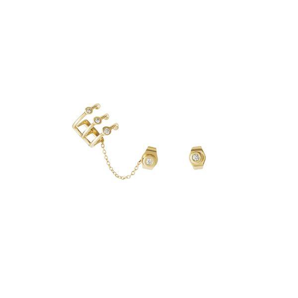 Par-de-brincos-de-ouro-amarelo-18K-com-diamantes---Colecao-Seda-B2B210100