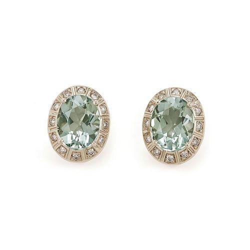 Brinco-de-Ouro-Nobre-18K-com-prasiolita-e-diamantes-cognac---Colecao-Arena---B1PA202210