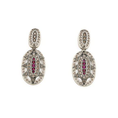 Par-de-brincos-de-Ouro-Nobre-18K-com-rubis-e-diamantes-cognac---B1B203573