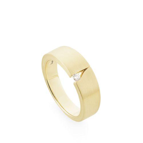 Anel-masculino-de-ouro-amarelo-18K-com-diamante---Colecao-Assinatura-HS---AH2B209473
