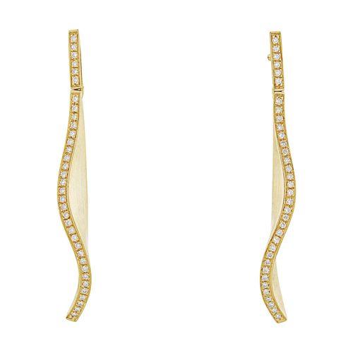 Par-de-brincos-de-ouro-amarelo-18K-com-diamantes---Colecao-Assinatura-HS---B2B205405