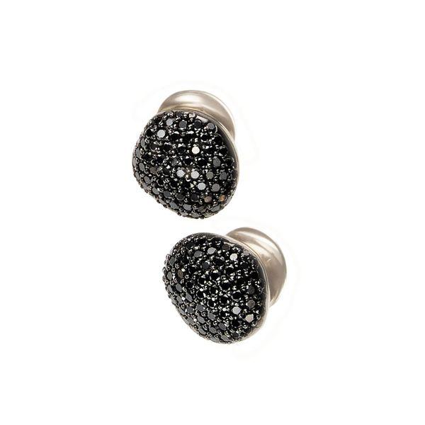 Par-de-brincos-de-Ouro-Nobre-18K-com-diamantes-negros---Colecao-Pedras-Roladas---B1B190253