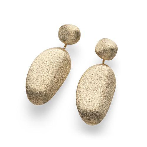 Par-de-brincos-de-ouro-amarelo-18K---Colecao-Pedras-Roladas---B2O155790