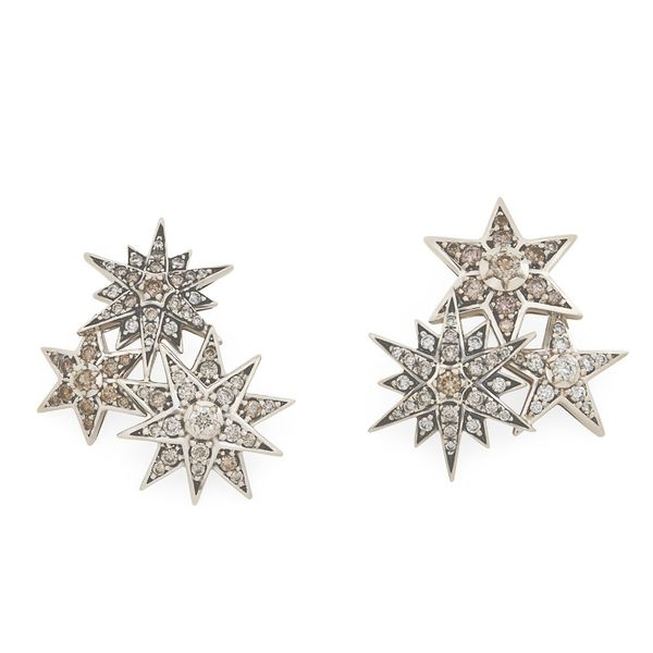 Par-de-brincos-de-Ouro-Nobre-18K-com-diamantes-cognac---B1B204261