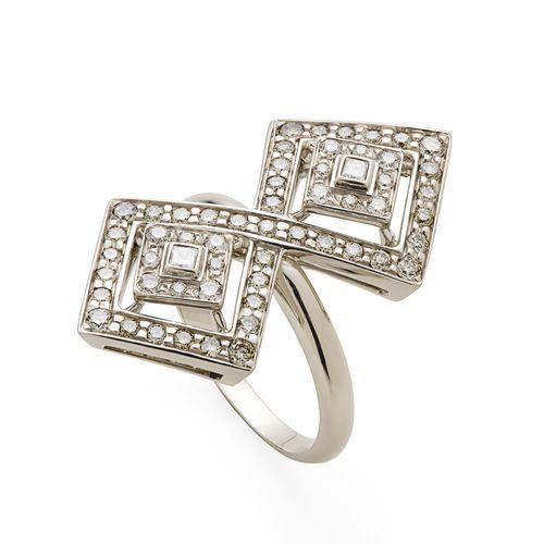 Anel-de-Ouro-Nobre-18K-com-diamantes-brancos-e-cognac---Colecao-Jogo-de-Cartas---A1B202421