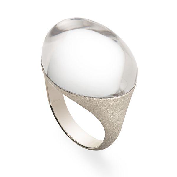 Anel-de-Ouro-Nobre-18K-com-cristal-de-rocha---Colecao-Pedras-Roladas---A1Q162138