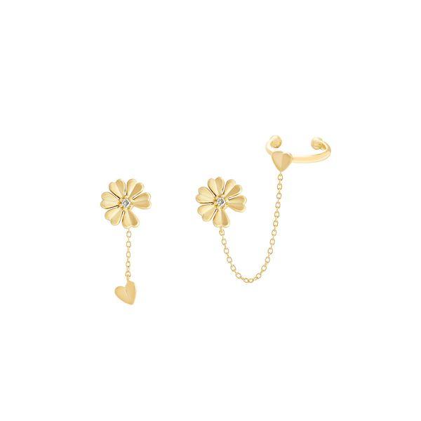 Par-de-brincos-de-ouro-amarelo-18K-com-diamantes-cognac---MyCollection---B2B210014