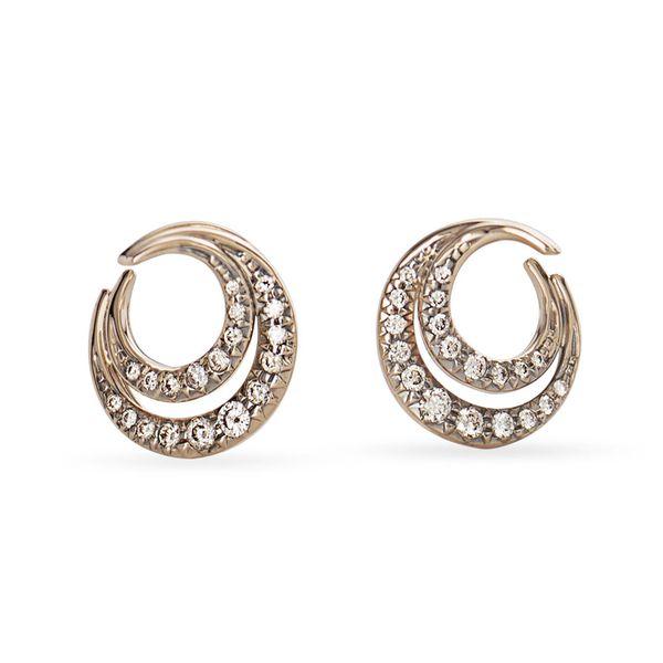 Par-de-brincos-de-ouro-rose-e-Ouro-Nobre-18K-com-diamantes-cognac---Colecao-Iris---B0B197525