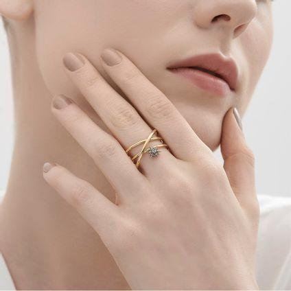 Anel-de-ouro-amarelo-18K-com-diamante-cognac---LookBook