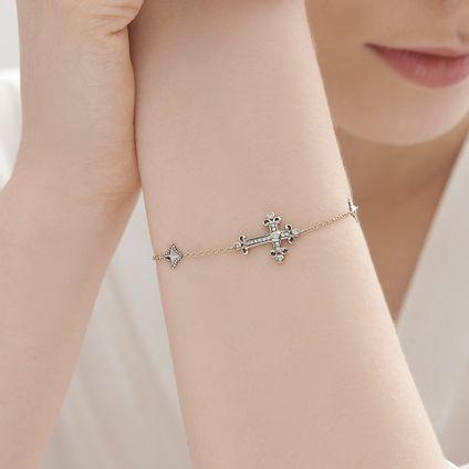 Pulseira-de-Ouro-Nobre-18K-com-diamantes---LookBook