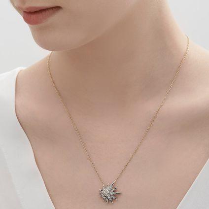 Colar-de-Ouro-Nobre-18K-com-diamantes-cognac---Colecao-Genesis-H.Stern---LookBook