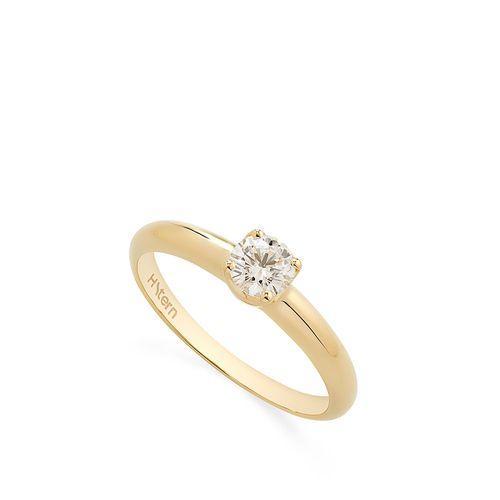 Anel-Solitario-de-ouro-amarelo-18K-polido-com-diamante-redondo---Antares---A2S127558