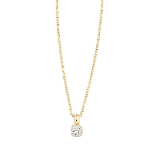 Colar-Solitario-de-ouro-amarelo-18K-polido-com-diamante-redondo---Antares---PE2S197060
