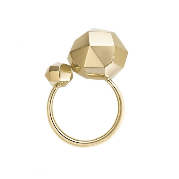 Anel-de-ouro-amarelo-18K---Esferas-facetadas---Colecao-Galilei---A2O194985