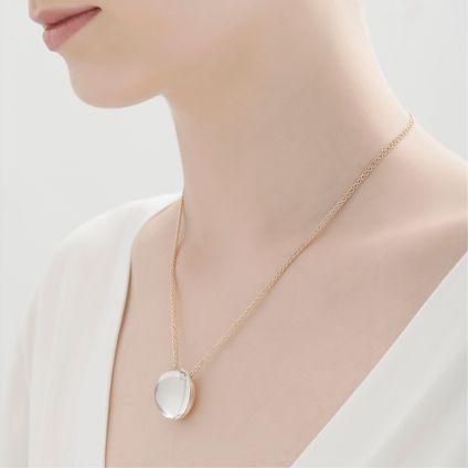 Colar-de-ouro-amarelo-18K-com-cristal-de-rocha---Colecao-Pedras-Roladas---PE2Q168363
