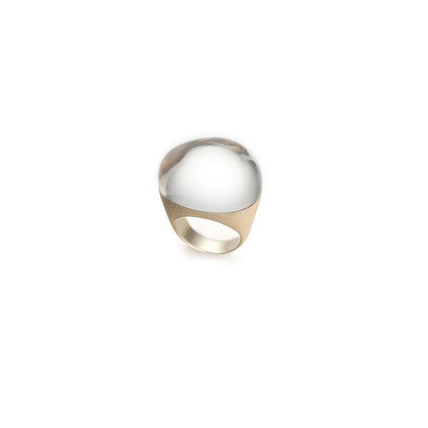 Anel-de-ouro-amarelo-18K-com-cristal-de-rocha---Colecao-Pedras-Roladas---A2Q155794
