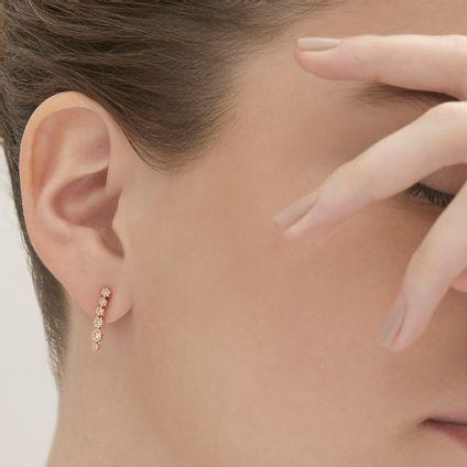 Par-de-brincos-de-ouro-rose-18K-com-diamantes-cognac---MyCollection---B0B198537