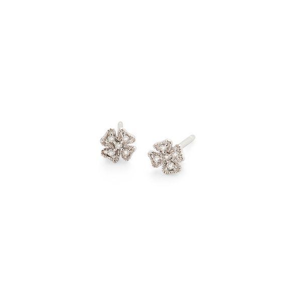 Par-de-brincos-de-ouro-branco-18K-com-diamantes---MyCollection