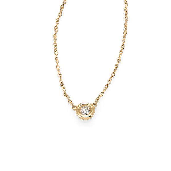 Colar-de-ouro-amarelo-18K-com-diamante---MyCollection